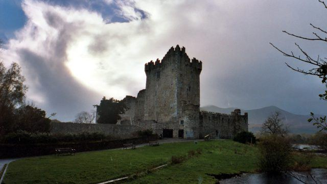 Ross Castle, Killarney, County Kerry. Ireland travel tips | Ireland vacation | Irelandfamilyvacations.com