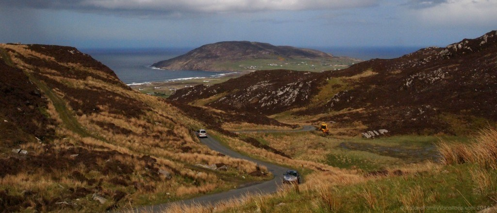 Donegal's Magic Road