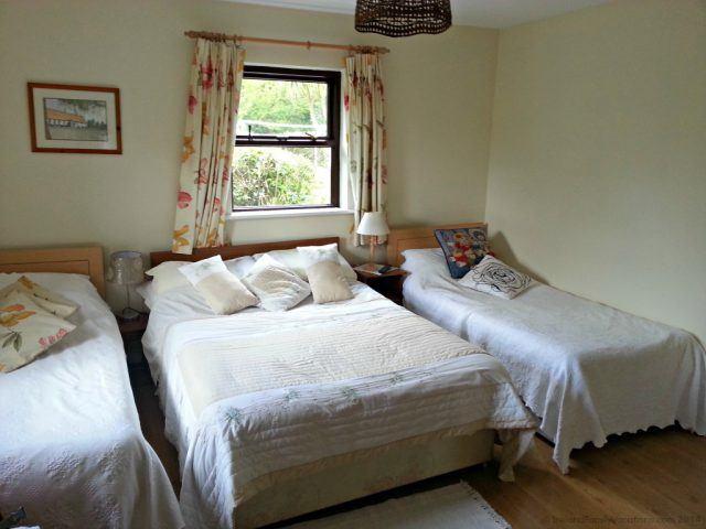 family room, woodview farmhouse B&B, Skerries, Ireland