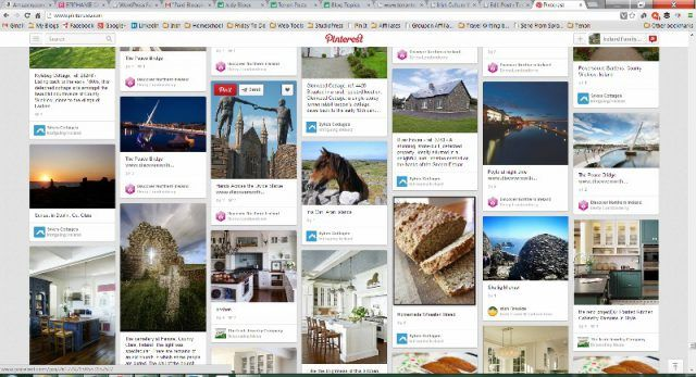 Pinteresting Ireland - the best of Ireland on Pinterest