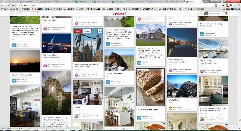 Pinteresting Ireland