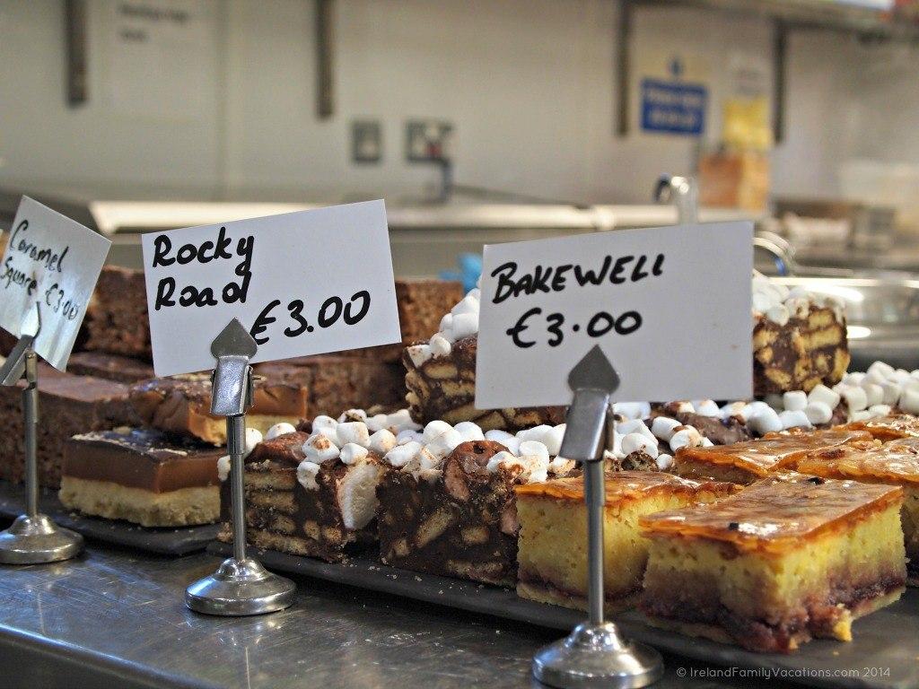 Fresh Baked Treats at Irish National Stud