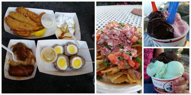 Milwaukee Irish Fest Food