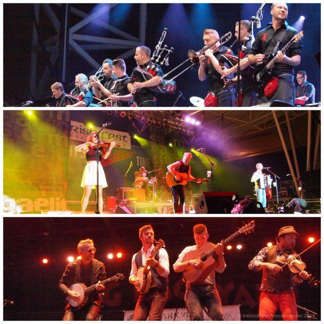 MKE Irish Fest 3 bands