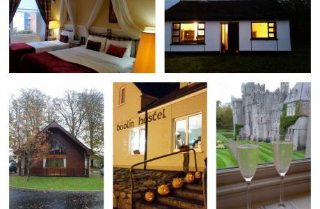 Ireland Travel Tip : Mix and Match Your Lodging for Great Experiences and Variety