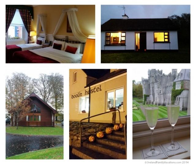 Ireland Travel Tip : Lodging Options