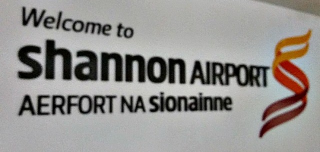 welcome to shannon airport Tips for arrival and departure