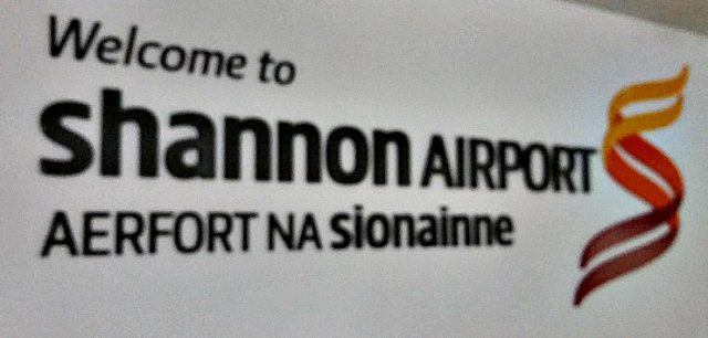 welcome to shannon airport