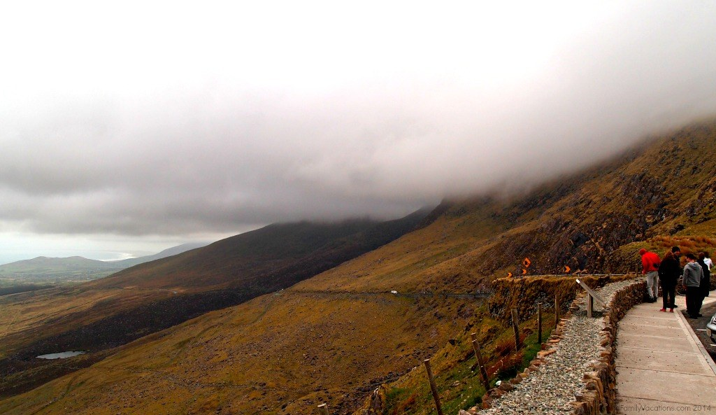 Heavy Clouds on the Dingle Peninsula's Conor Pass
