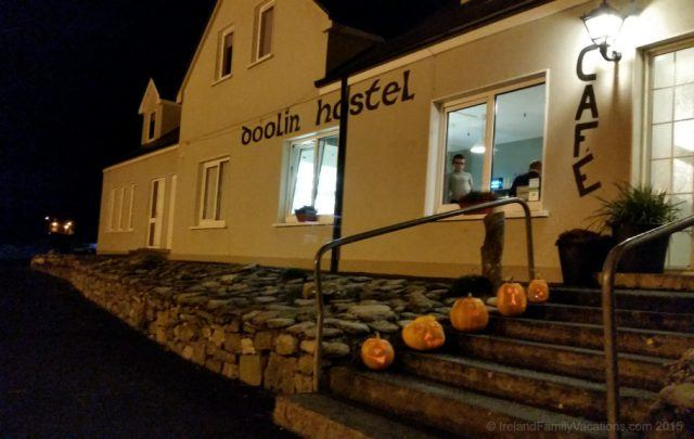 Doolin Hostel near the Cliffs of Moher. Ireland vacation lodging on a budget. Ireland travel tips | IrelandFamilyVacations.com
