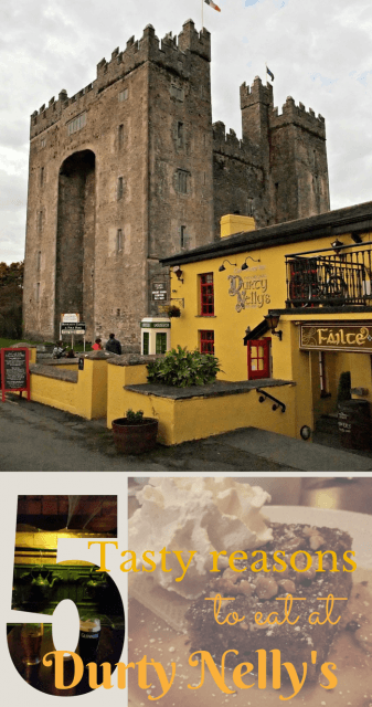 Durty Nelly's for 400 years the place for Irish food | Ireland vacation | Ireland travel