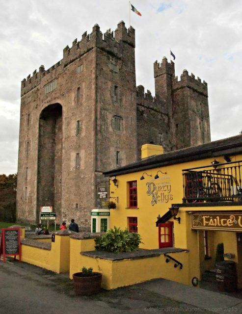 Durty Nelly's for 400 years the place for Irish food | Ireland vacation | Ireland travel |Irish Pub