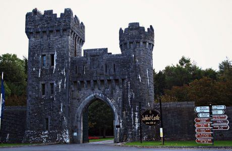 Welcome to the Lodge at Ashford Castle | Traveling in Ireland Podcast Episode 33