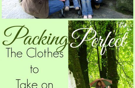 Pack Perfect: The Ireland Vacation Clothing You Shouldn't Leave Home Without