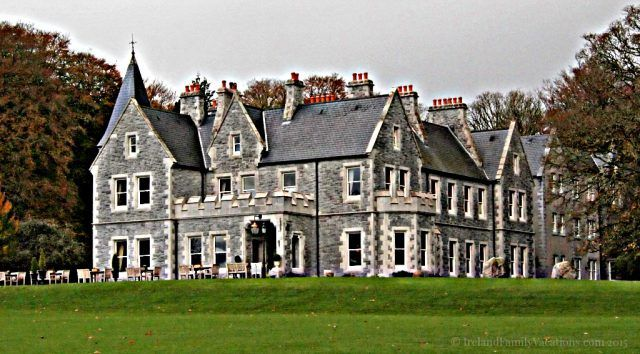 Luxury Self Catering at Mount Falcon Estate in County Mayo