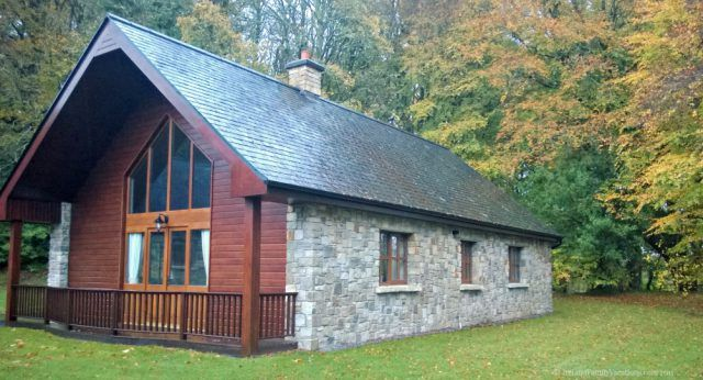 Woodlands Lodge Mount Falcon Estate, Luxury self-catering in County Mayo. Perfect for families!