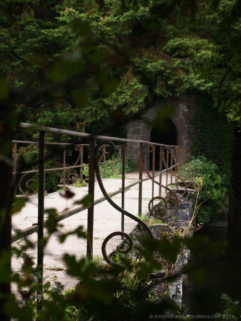Footbridge in Cong, County Mayo