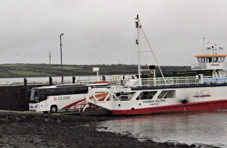 Eugene Maher of Shannon Ferries | Traveling in Ireland Podcast Episode 26