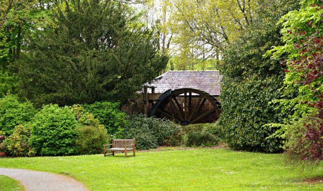 The Sawmill At Florence Court