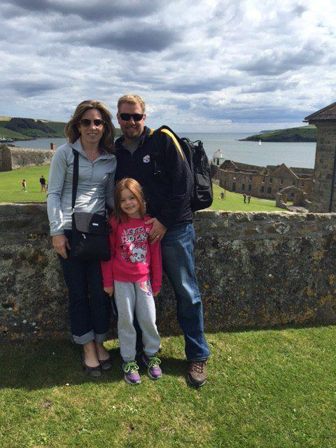 Charles Fort, Kinsale, Ireland. Ireland vacation. Tips for your Ireland family vacation.