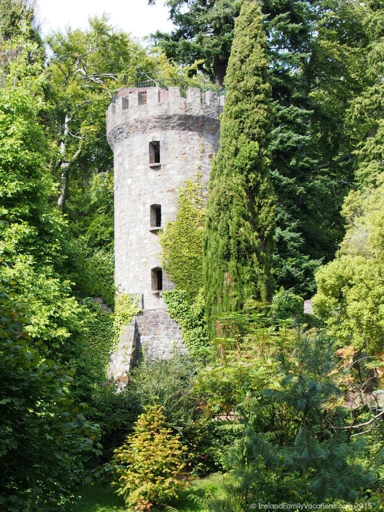 Pepperpot Tower at Powerscourt Estate