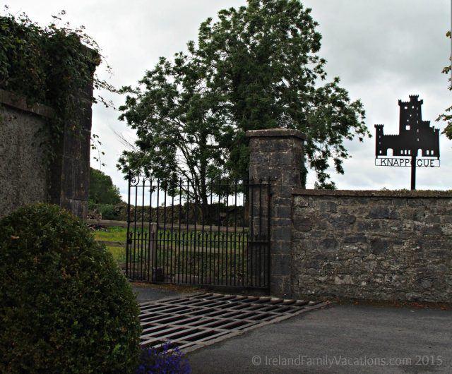 Knappogue Castle, County Clare. Private Ireland Castle Stay. Ireland castle vacation.