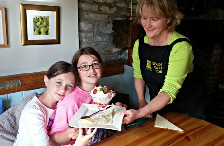 Kilshanny House & Other Tasty Spots in the Burren