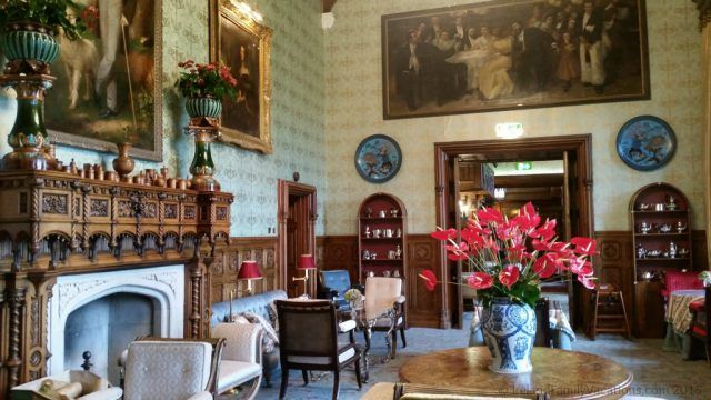Connaught Room at Ashford Castle