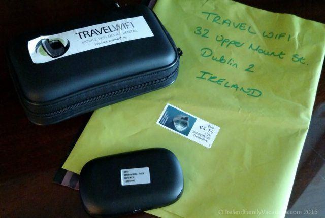 Using wifi in Ireland. TravelWifi.ie | Ireland travel tip. Ireland vacation advice.