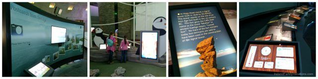 Cliffs Exhibition at the Cliffs of Moher. Ireland vacation tips | Ireland vacation | IrelandFamilyVacations.com