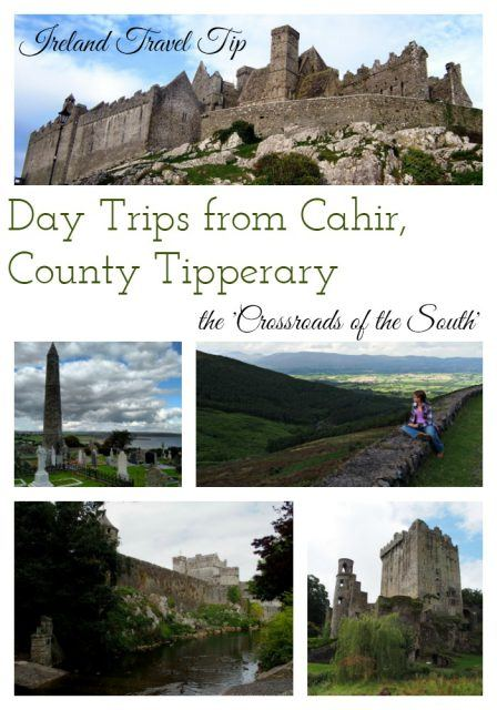 Day trips from Cahir, County Tipperary. Ireland travel tips | Ireland vacation | IrelandFamilyVacations.com