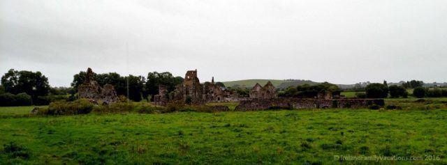 Athassel Priory, Tipperary. Ireland travel tips | Ireland vacation | IrelandFamilyVacations.com