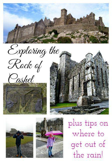 Tips for exploring the Rock of Cashel, County Tipperary, Ireland. Ireland travel tips | Ireland vacation | IrelandFamilyVacations.com