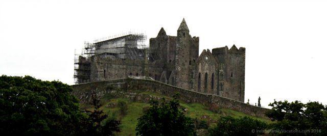 Rock of Cashel Restoration. Ireland travel tips | Ireland vacation |IrelandFamilyVacations.com