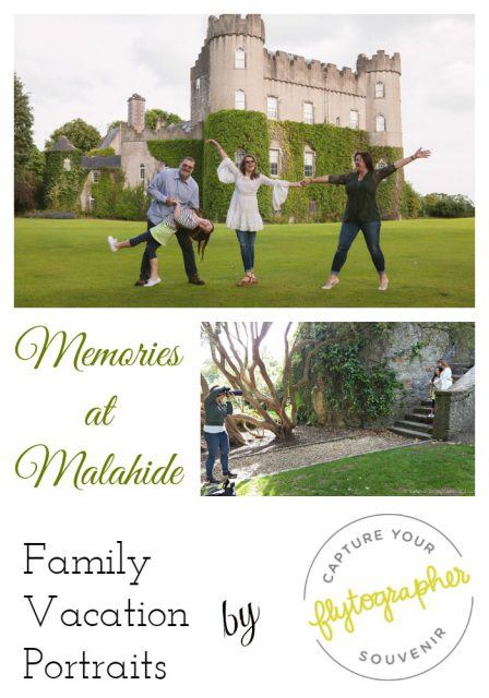 Family Vacation Portraits: Memories at Malahide. Ireland travel tips | Ireland vacation | IrelandFamilyVacations.com