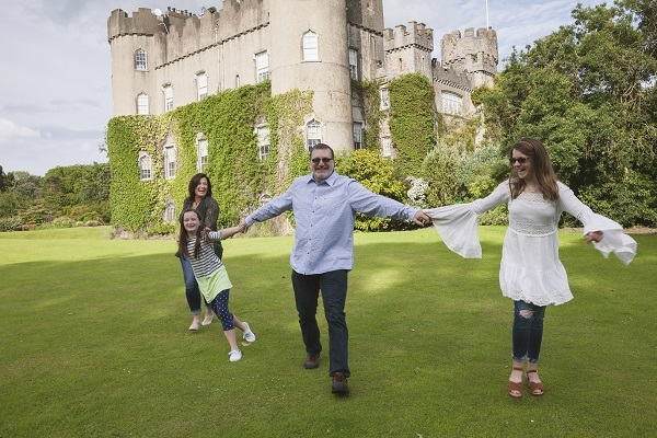 Malahide Castle Lawn Games. By Aoife for Flytographer; Dublin, Ireland. All rights reserved.