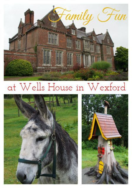 Family Fun at Wells House in County Wexford. Ireland travel tips | Ireland vacation |IrelandFamilyVacations.com