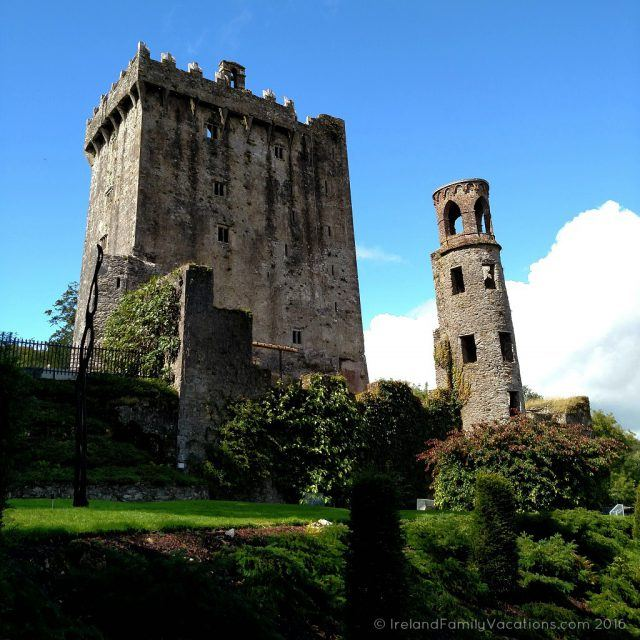 Blarney Castle. Ireland travel tips | Ireland vacation |IrelandFamilyVacations.com