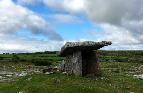 The Heart of the Burren with Tony Kirby | Traveling in Ireland Podcast Episode 46