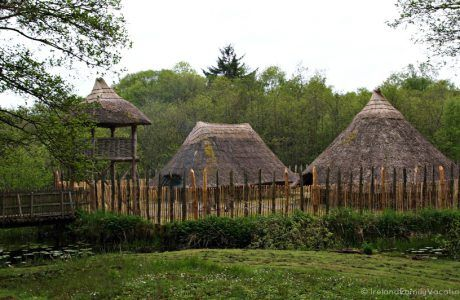 Crannog at Craggaunowen