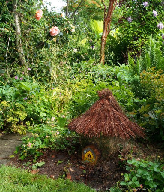 Fairies in the Rose Garden! Ireland travel tips | Ireland vacation | IrelandFamilyVacations.com