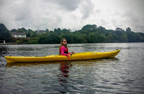 Kayaking on the Shannon – a Tour with My Next Adventure