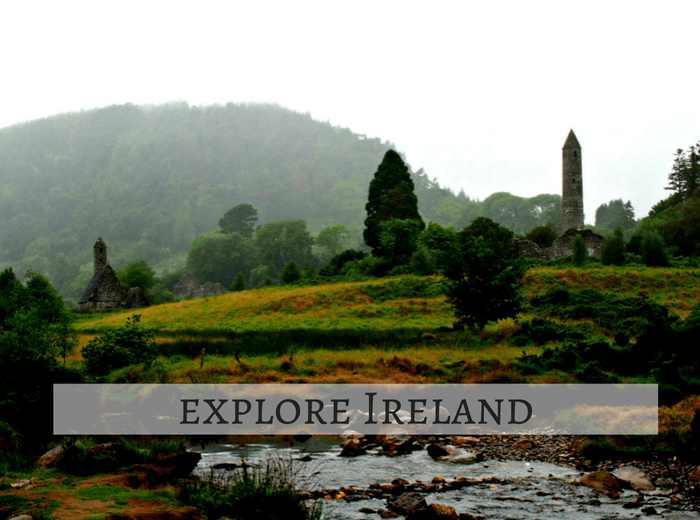 Start your Ireland Vacation Planning here