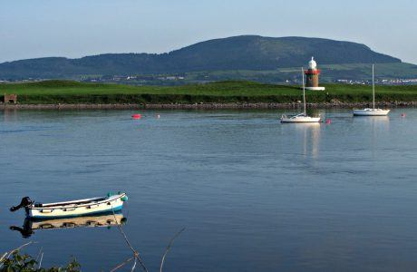 Calm Evening on Sligo Harbour