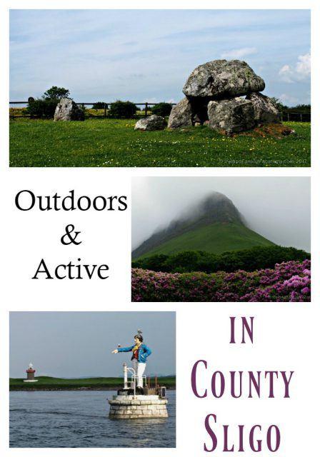 Get Outdoors & Active in Sligo. Ireland travel tips | Ireland vacation | IrelandFamilyVacations.com