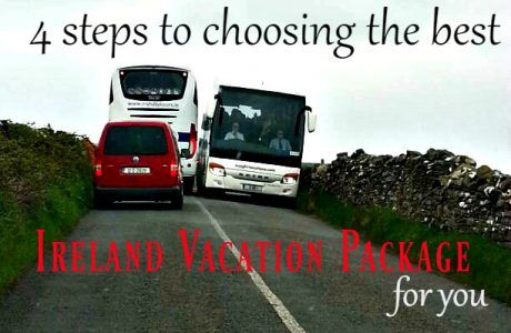 Ireland Vacation Package Tips | Traveling in Ireland Podcast Episode 38