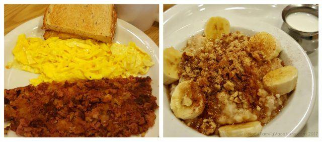 Sunny Street Cafe Breakfast, Dublin Ohio. Irish culture in the US via IrelandFamilyVacations.com