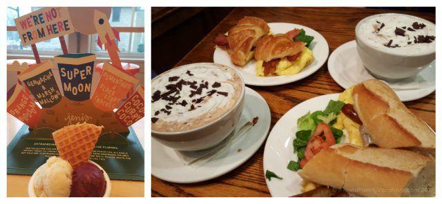 Tasty treats in Dublin Ohio. Irish culture in the US via IrelandFamilyVacations.com