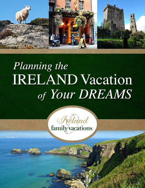 Planning the Ireland Vacation of Your Dreams Book