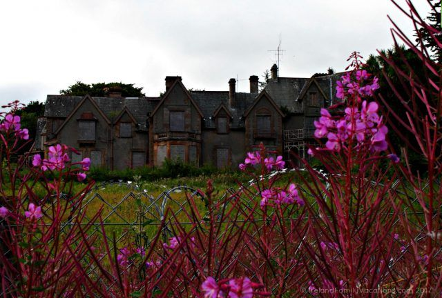 Cairndhu Estate House at Carnfunnock Country Park along Northern Ireland's Causeway Coastal Route. Ireland travel tips | Ireland vacation | IrelandFamilyVacations.com